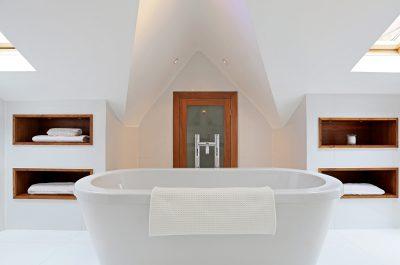 Gorgious contemporary bathroom