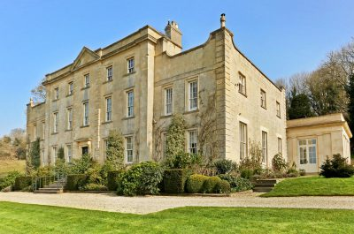 Prestigious country manor home