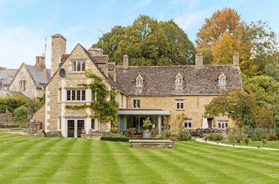 Beautiful Cotswold mansion