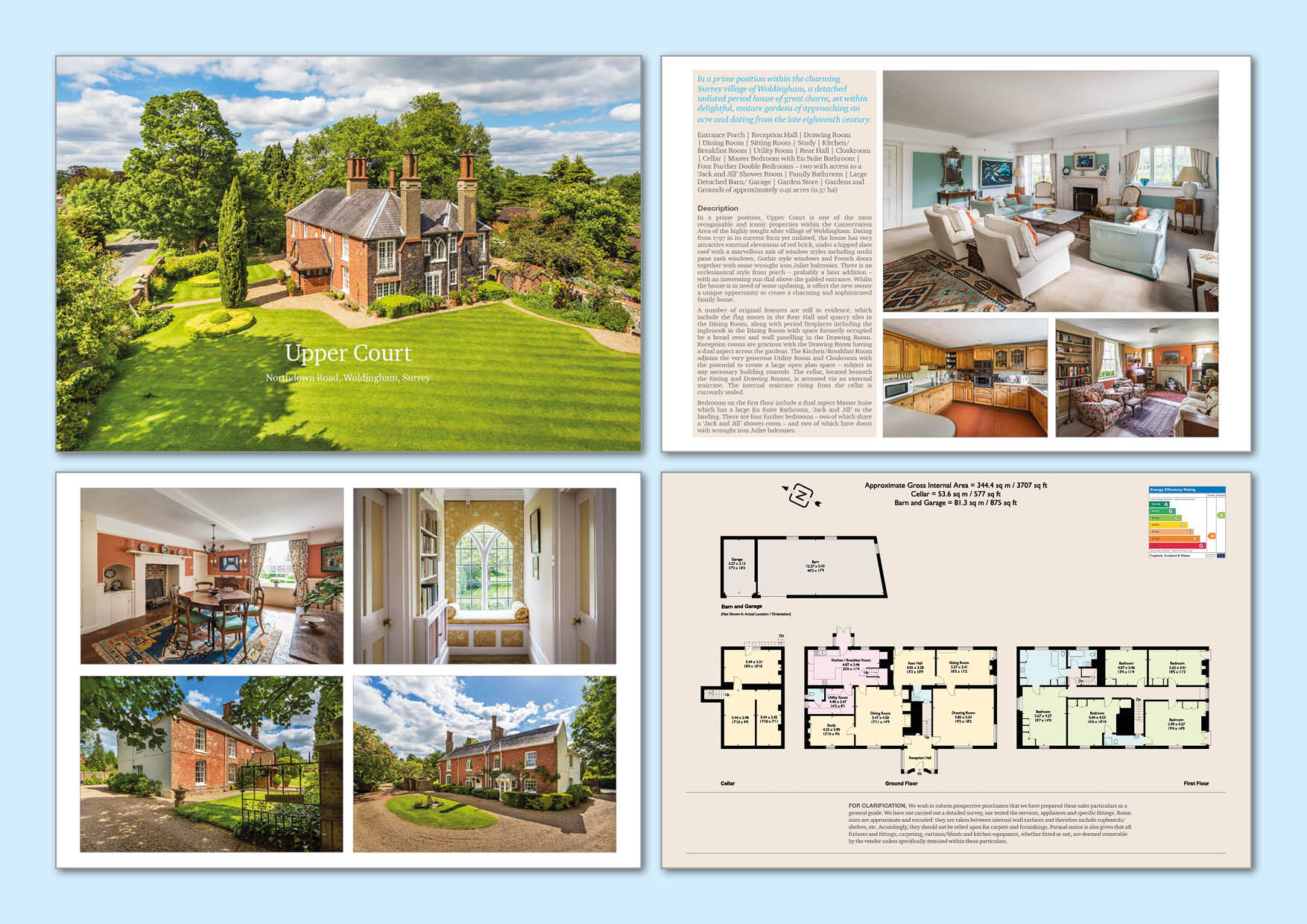 The Evolution Of Property Marketing Brochures